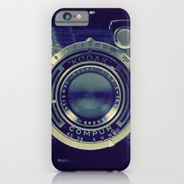 Vintage Camera Kodak iPhone Case