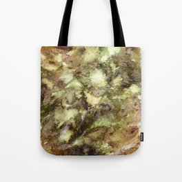 Ground effect Tote Bag