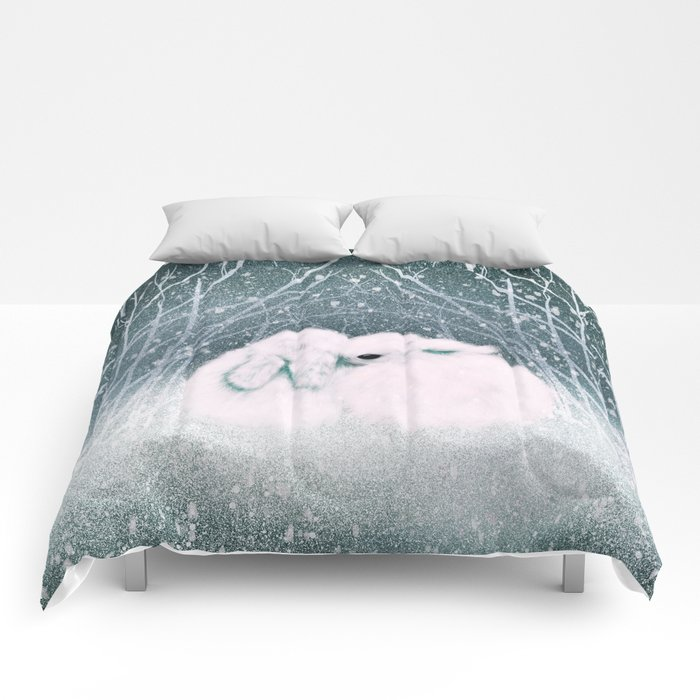 Baby Bun Buns Comforters