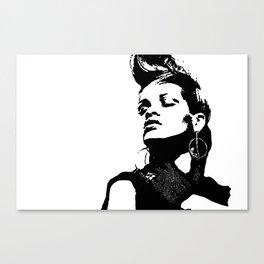 Rihanna. Canvas Print