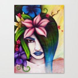 Mãe Natureza Canvas Print