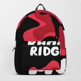 Rhodesian Ridgeback Mom | Gift Idea Backpack