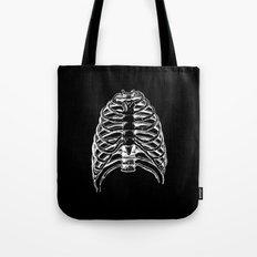 Thorax bones Tote Bag