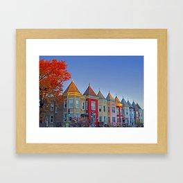 Zenith  Framed Art Print
