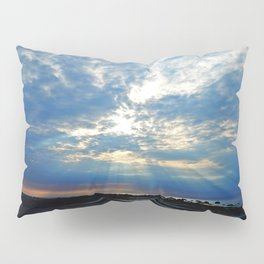 Parting of the Clouds Pillow Sham