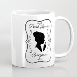 Book Lovers Anonymous  Coffee Mug