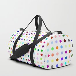 Big Hirst Polka Dot Duffle Bag