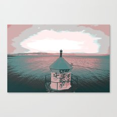lighthouse. Canvas Print