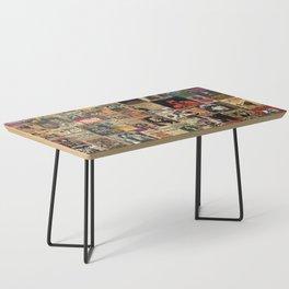 Rock'n Roll Stories Coffee Table