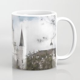 St. Louis Cathedral-New Orleans, Louisiana Coffee Mug