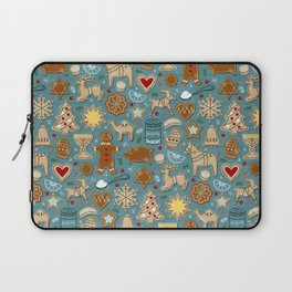 Holiday Sweetness Cookies Laptop Sleeve