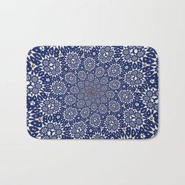 Bleu Gyre Royale Bath Mat
