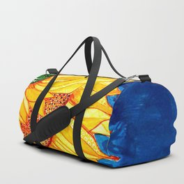 Sunflower Energy Duffle Bag