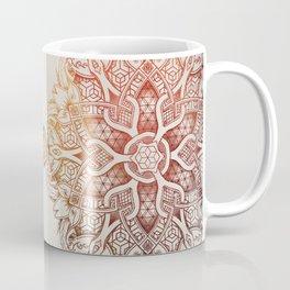 Modern Mandala Coffee Mug