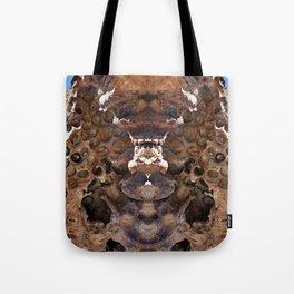 Pelvis Tote Bag
