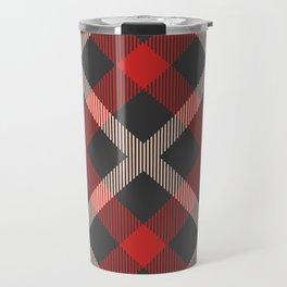 Classic Tartan Travel Mug