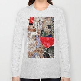 wine art 5 Long Sleeve T-shirt