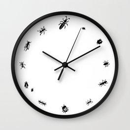 bugs Wall Clock