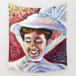 It's Mary Poppins! Wall Tapestry