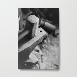 Shape it Metal Print