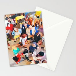 Wisdom of Crowds Stationery Cards