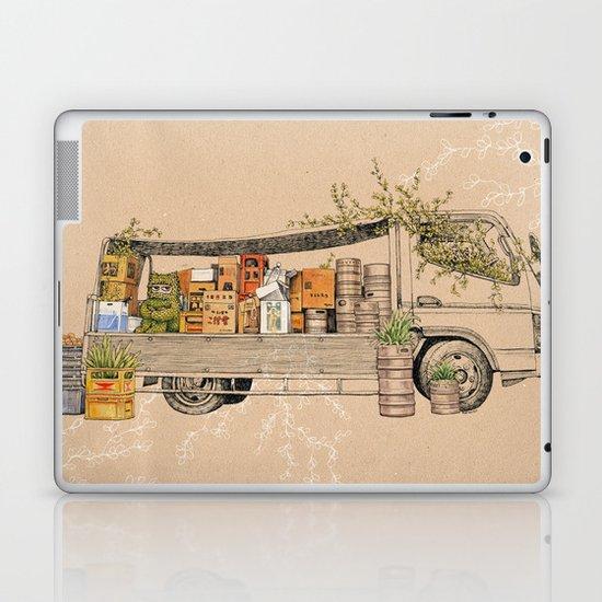 Green Invasion Laptop & iPad Skin