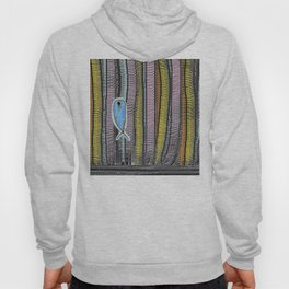 Not Whaling / Imperfect Lines Hoody