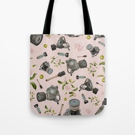 Don't stop to smell the roses Tote Bag