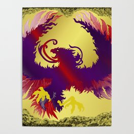 The Rise of the Phoenix Poster