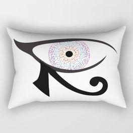 Mother's Eye Rectangular Pillow