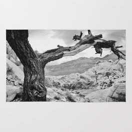 Wishbone Tree Rug