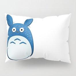 Spirit of the Forest, Blue Pillow Sham