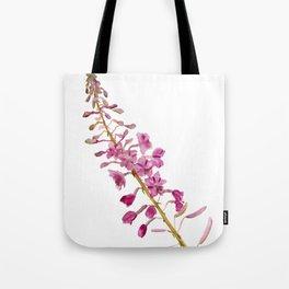 Flowers of fireweed Tote Bag