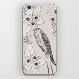 Summer Swallow iPhone Skin