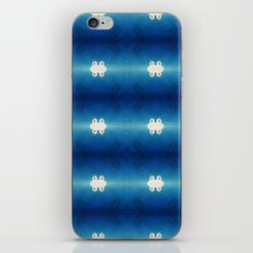 Blue Calera iPhone Skin