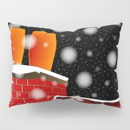 On The Roof Pillow Sham