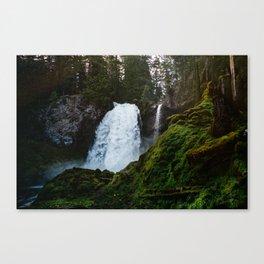 Sahalie Waterfall Oregon Canvas Print