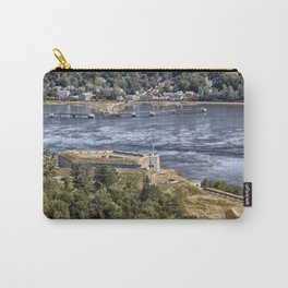 Fort Knox and the Penobscot River Valley Carry-All Pouch