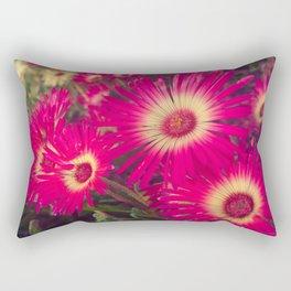 The Flowers Rectangular Pillow
