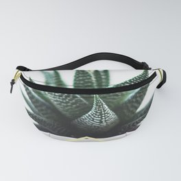 LUXE x SHEA - Gold plant life minimal Fanny Pack