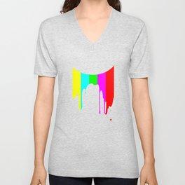Colour Test Unisex V-Neck