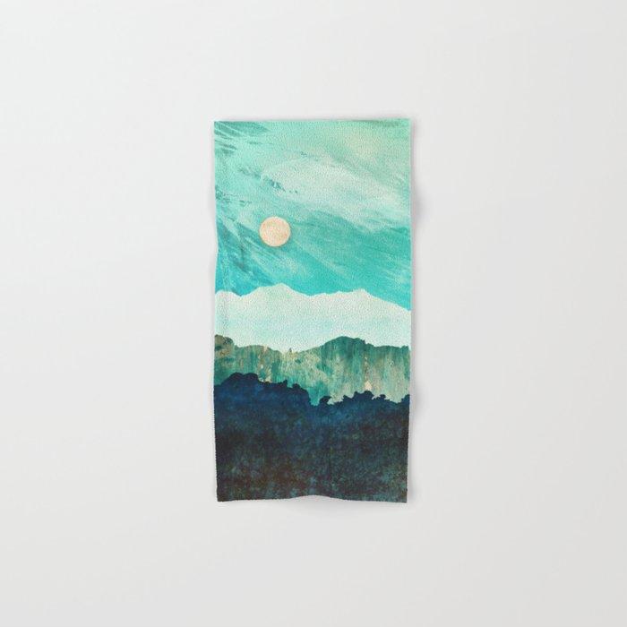 Blue Moon Hand & Bath Towel