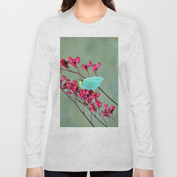 butterfly Long Sleeve T-shirt