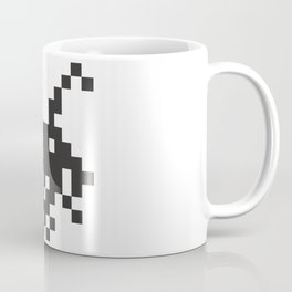 Pixel Rabbit Coffee Mug