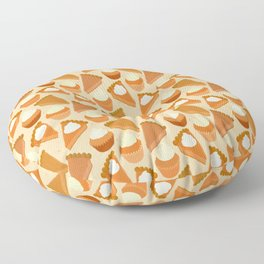 Pumpkin Spice and Everything Nice Floor Pillow