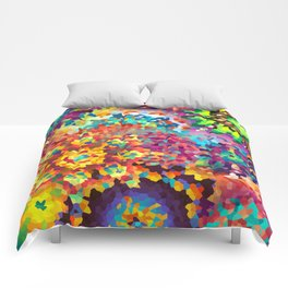 Party of Colors Comforters