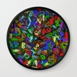 sexy stuff Wall Clock