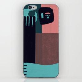 Dios Luna iPhone Skin