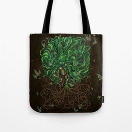 Earthbender Tote Bag