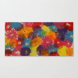 Raising Wildflowers Canvas Print